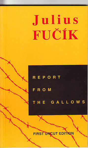 Report from the gallows (englisch)