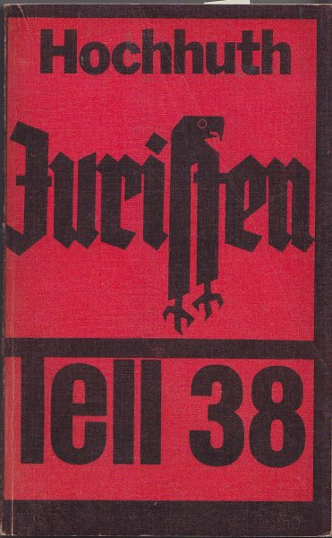 Juristen - Tell 38  1. Auflage
