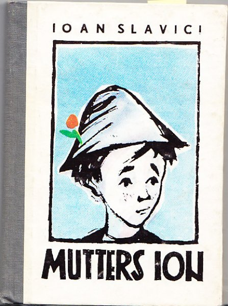 Mutters Ion. (Illustr. Mihu Vulcanescu) Kinderbuch